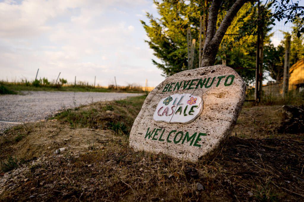 """Willkommen bei """"Podere il Casale"""""""